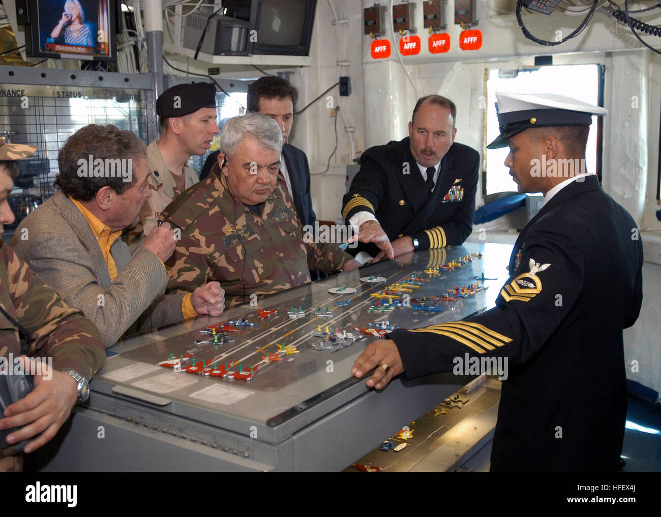 Captain General Armed Forces Stockfotos & Captain General Armed ...