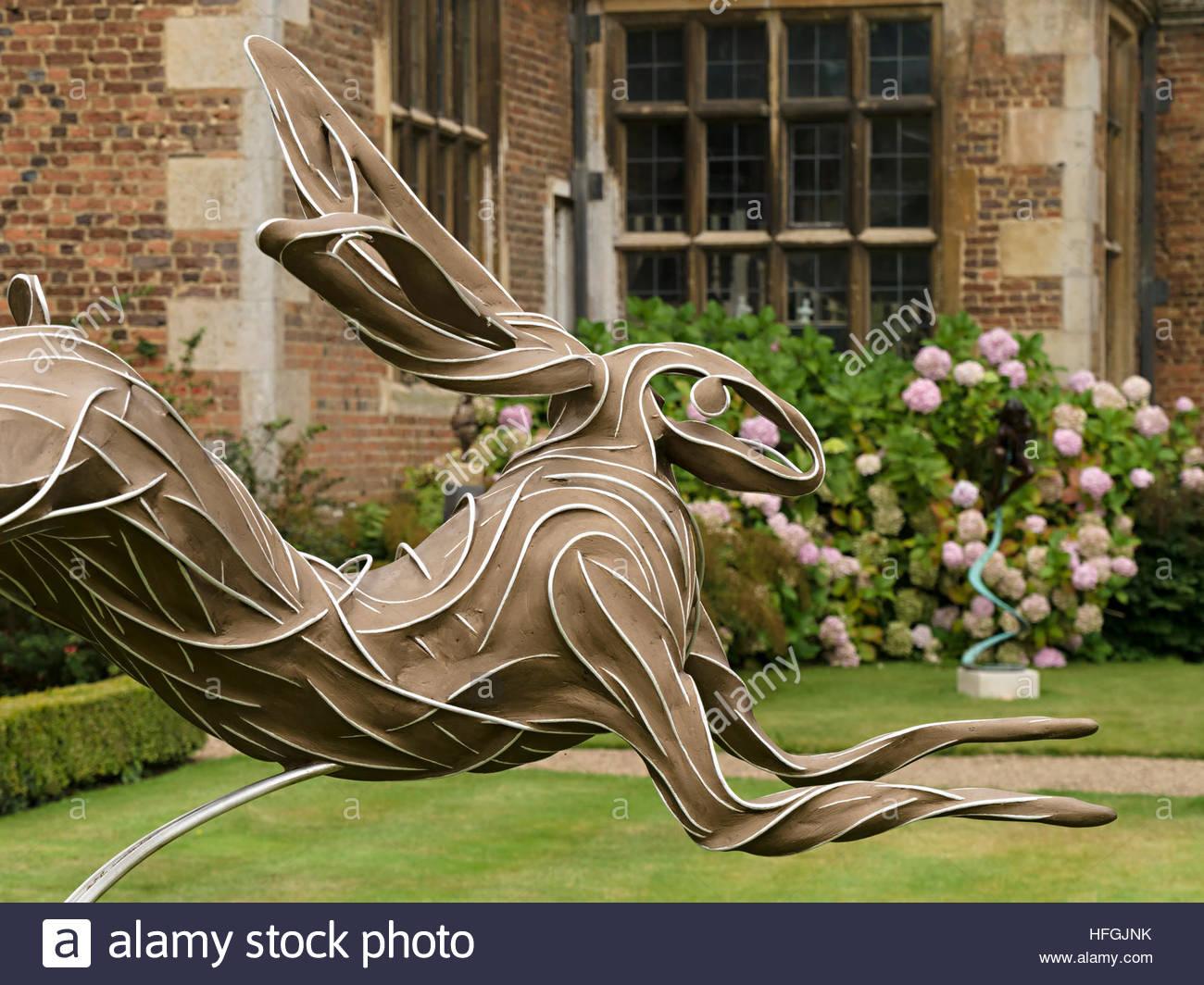Hare Sculpture Stockfotos & Hare Sculpture Bilder - Alamy