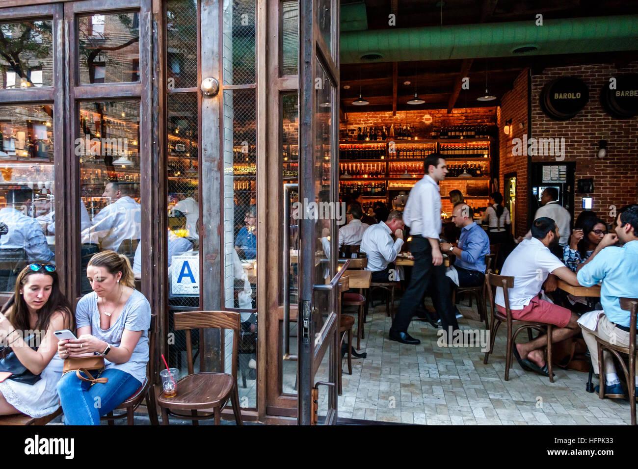 Hell\'s Kitchen New York Stockfotos & Hell\'s Kitchen New York Bilder ...