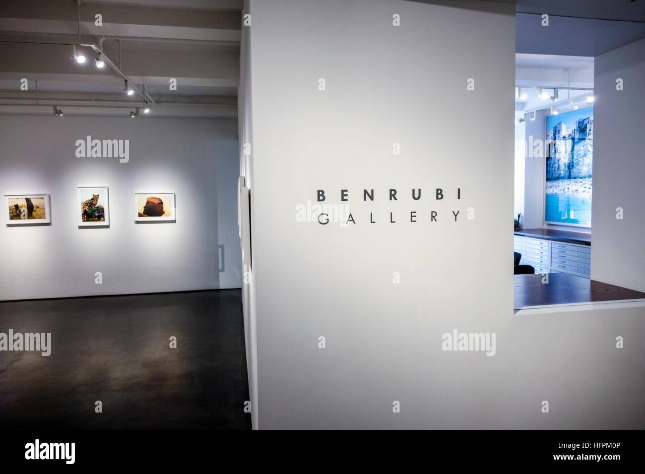 Manhattan New York City NYC NY Chelsea Benrubi Gallery ...