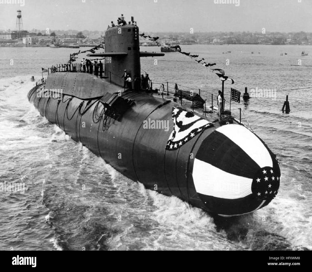 590609-N-XXXX-001 GROTON, Connecticut (9. Juni 1959) die ...