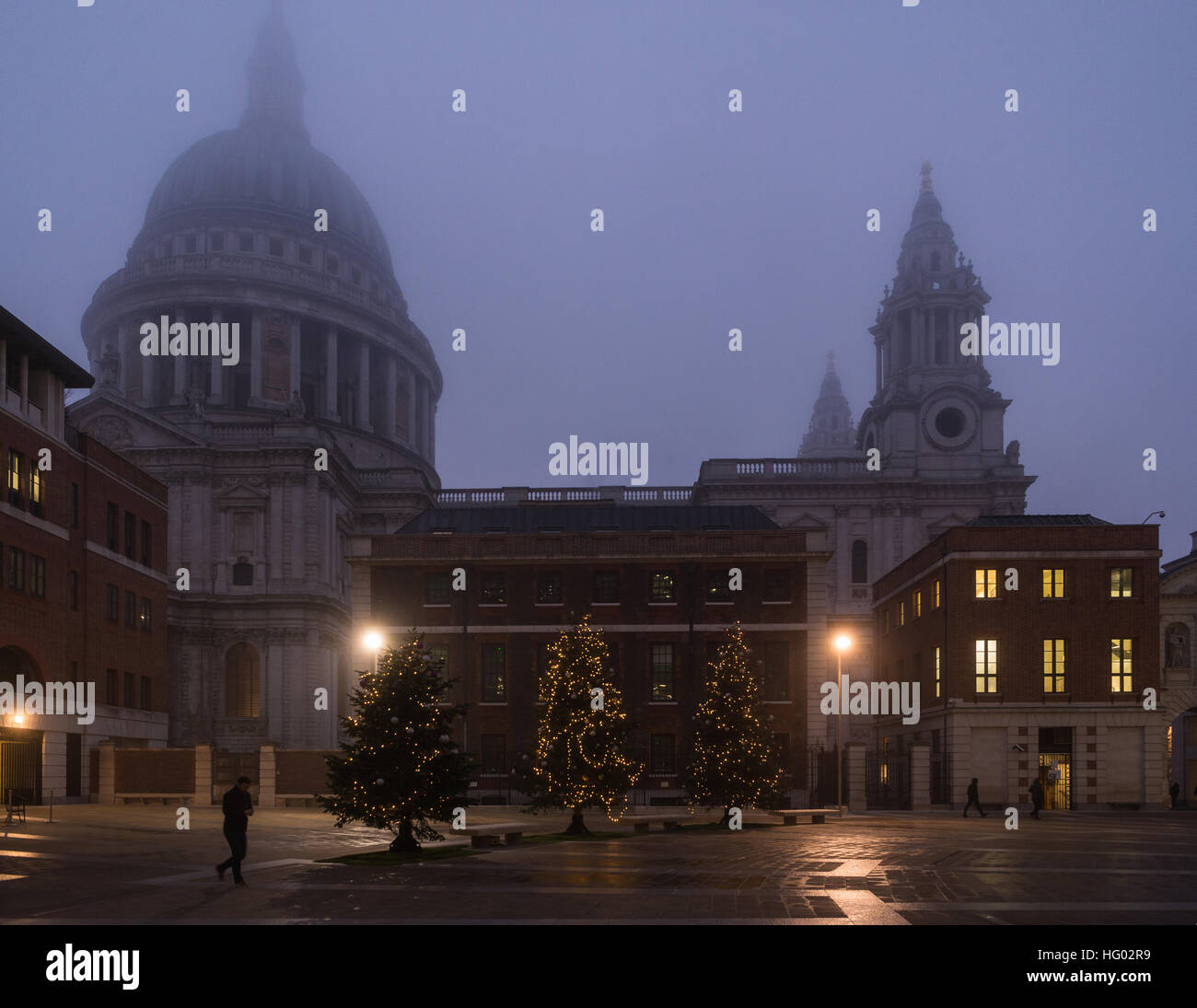 trees london christmas stockfotos trees london christmas. Black Bedroom Furniture Sets. Home Design Ideas