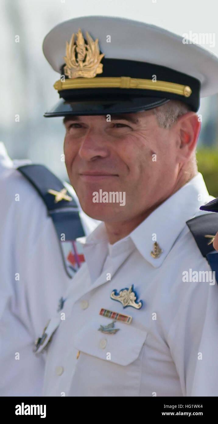 131124-N-WL435-122 HAIFA, Israel (24  November 2013) Chief