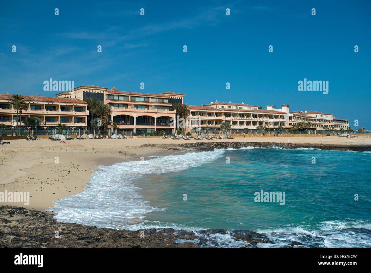 Strand Mit Gran Hotel Atlantis Bahia Real Corralejo Fuerteventura