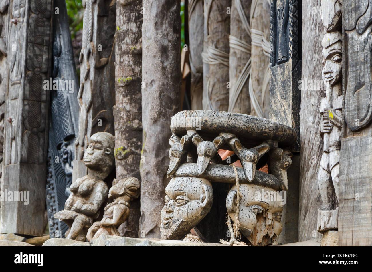 Stuhl im Holzschnitzereien andere und afrikanische kwiTOXZulP