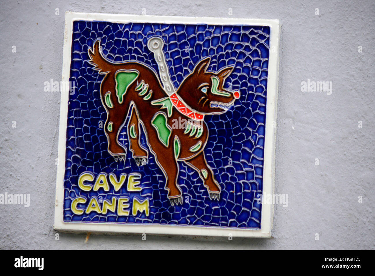 """Höhle Carnem' - großgeschrieben Vor Dem Hund, Schweiz. Stockbild"