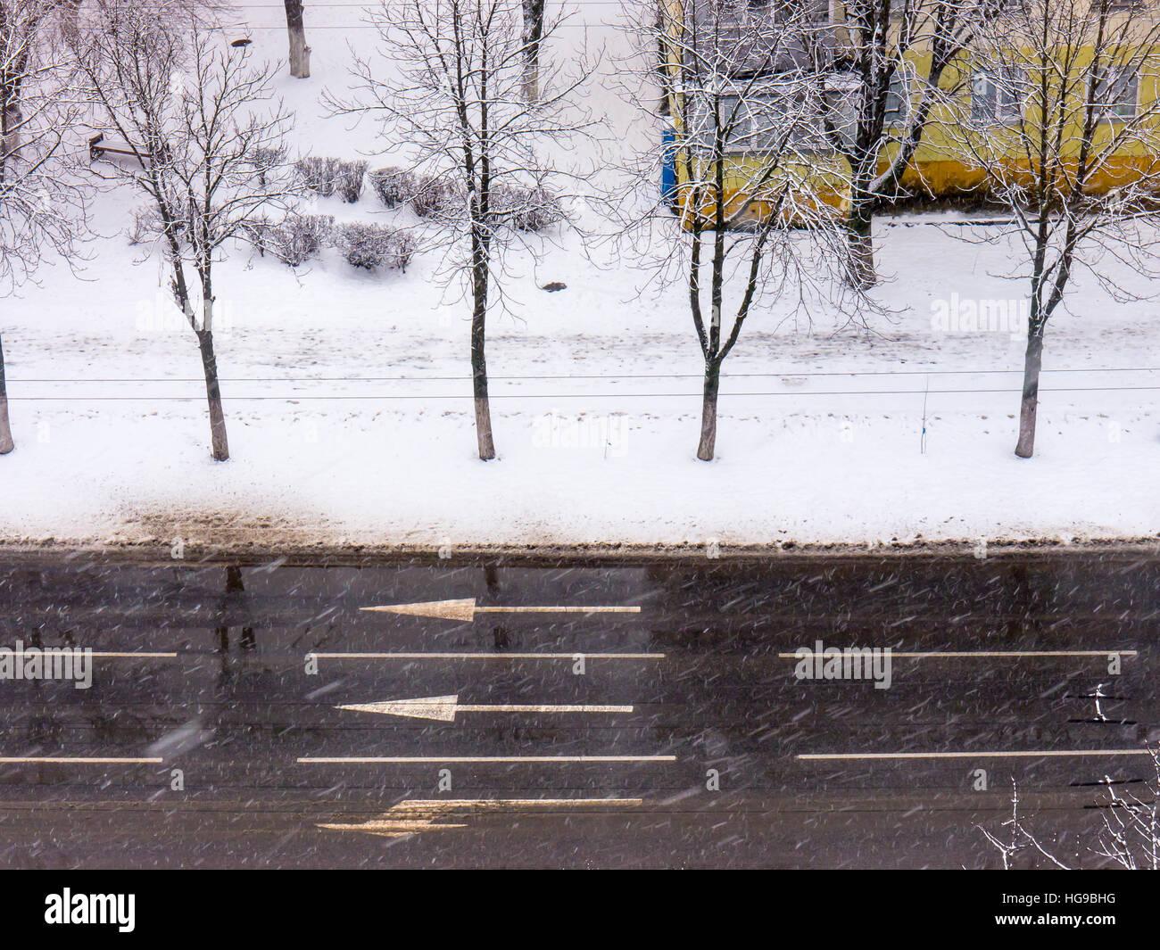 Die Architektur-Hintergründe und Objekte. Stockbild