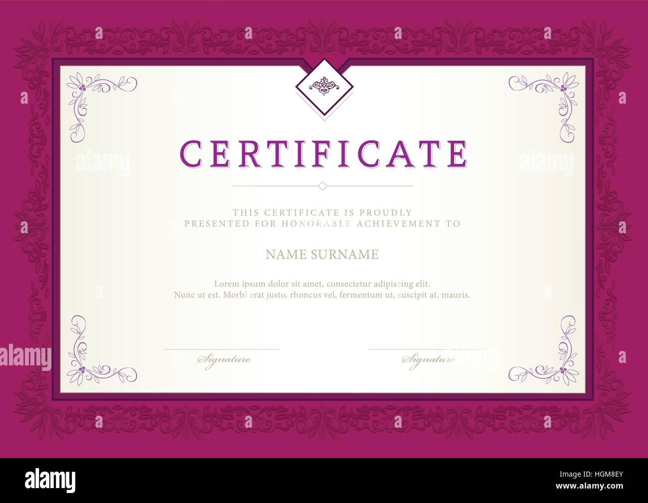 Tolle Echtheitszertifikat Vorlagen Fotos - Entry Level Resume ...