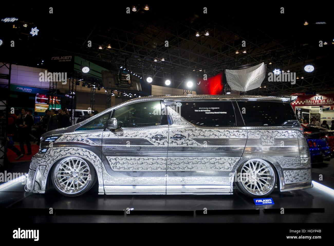 Japan Custom Car Show Stockfotos & Japan Custom Car Show Bilder ...