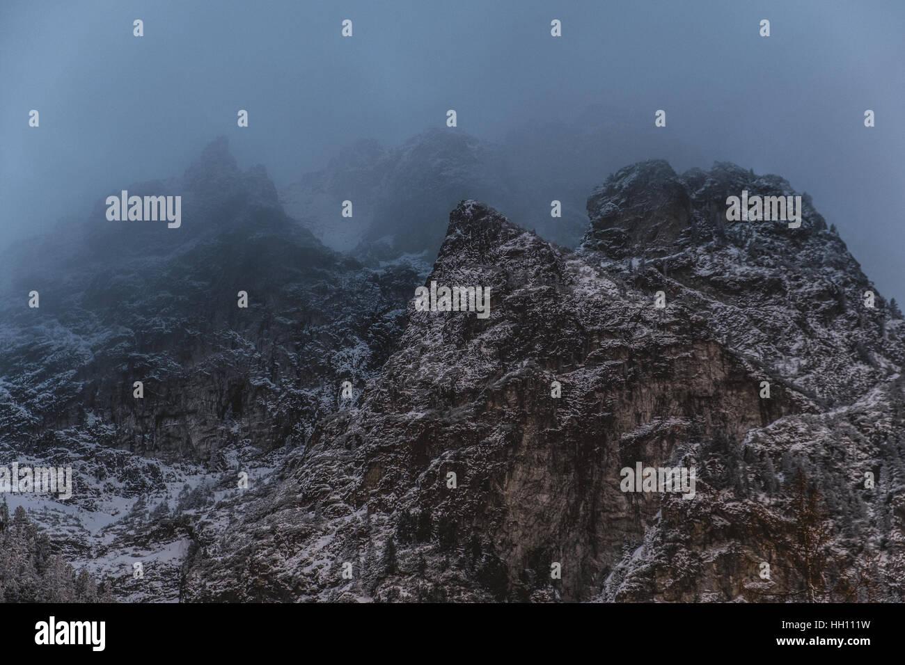 Tatra-Gebirge, Polen Stockbild