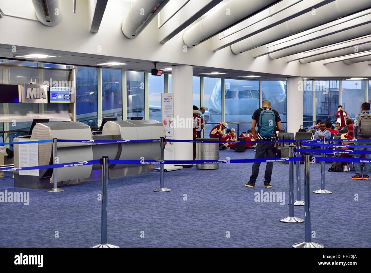 Airport Miami Abflug