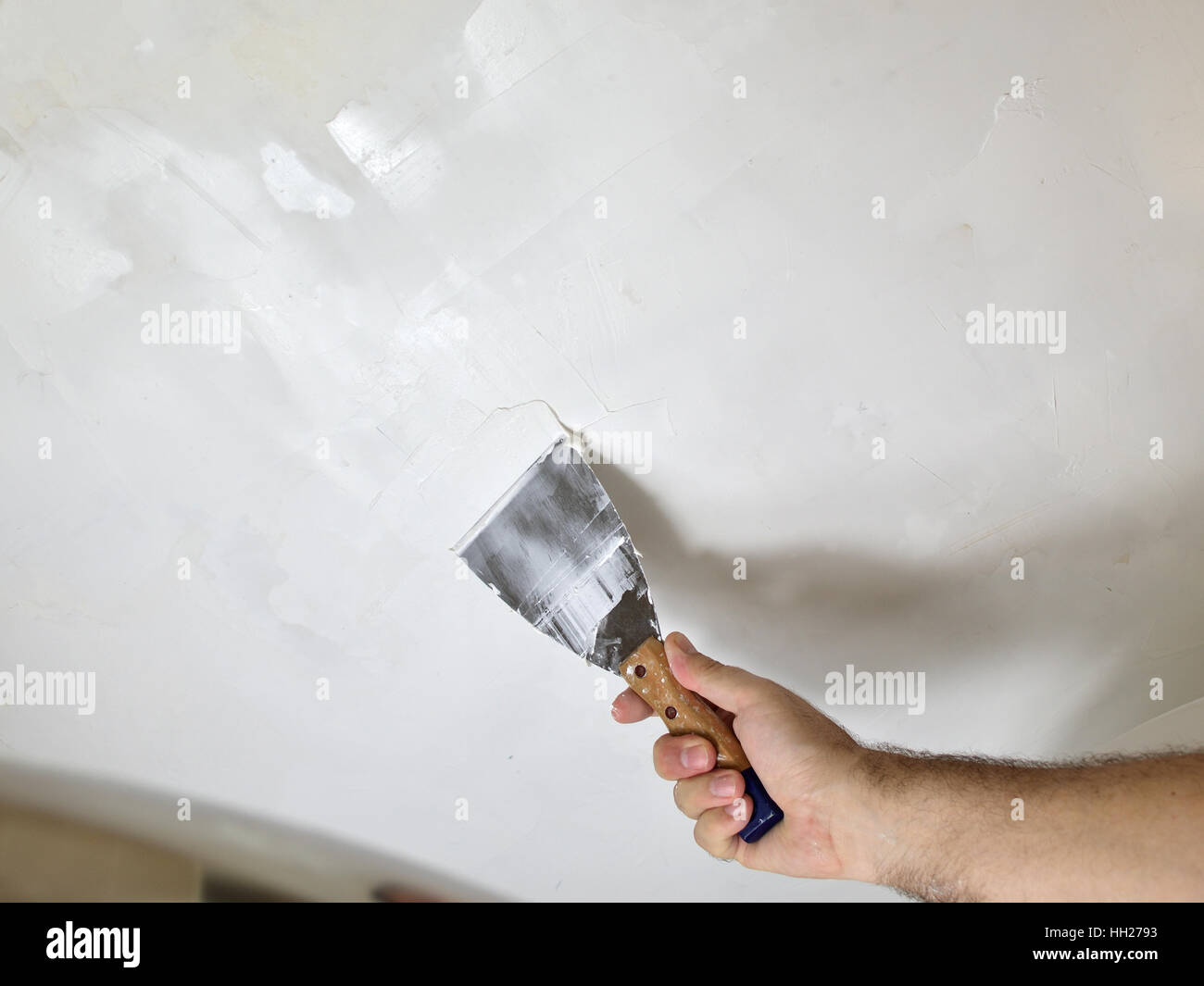 plaster plasterwork ceiling stockfotos plaster plasterwork ceiling bilder alamy. Black Bedroom Furniture Sets. Home Design Ideas
