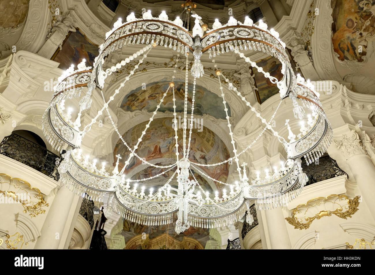 Kristall Kronleuchter Bohemia ~ Aa czech glass kristall kronleuchter