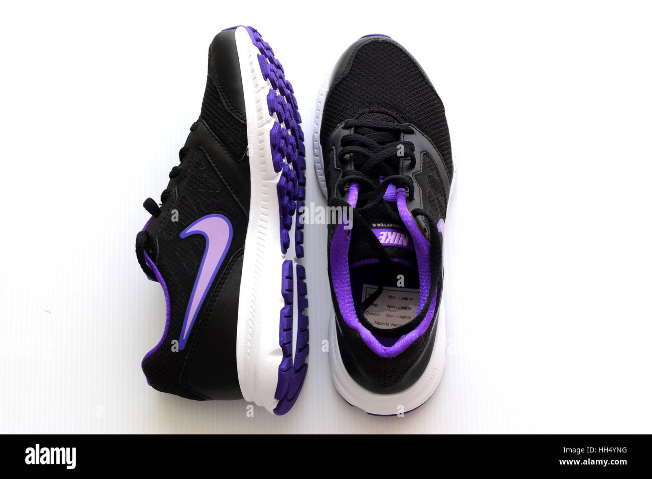 Nike Schuhe Stockfotos & Nike Schuhe Bilder Alamy
