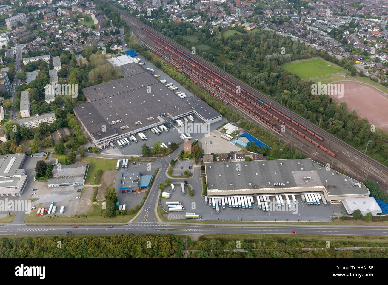 Edeka Rhein Ruhr Moers Ruhrgebiet Niederrhein Nordrhein