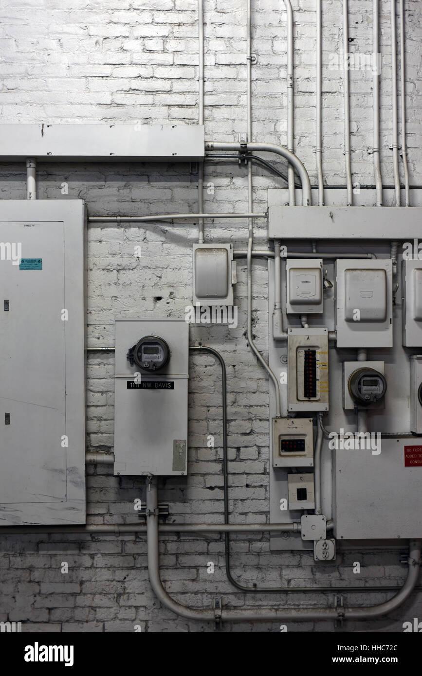 Groß Hausverkabelung Elektrisch Zeitgenössisch - Der Schaltplan ...