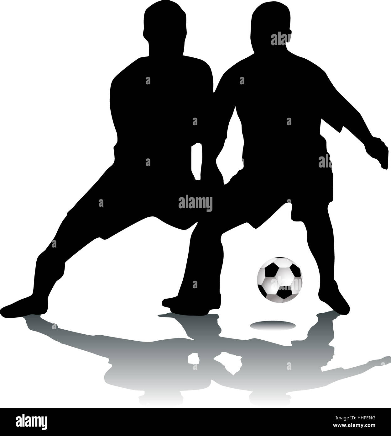 schwarze fussballer