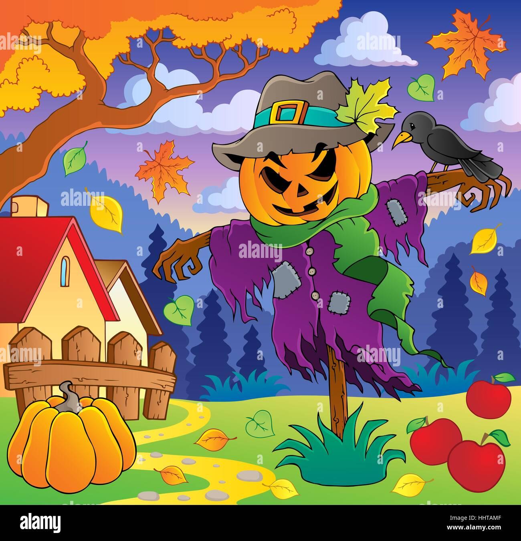 Ungewöhnlich Halloween Vogelscheuche Malvorlagen Fotos - Druckbare ...