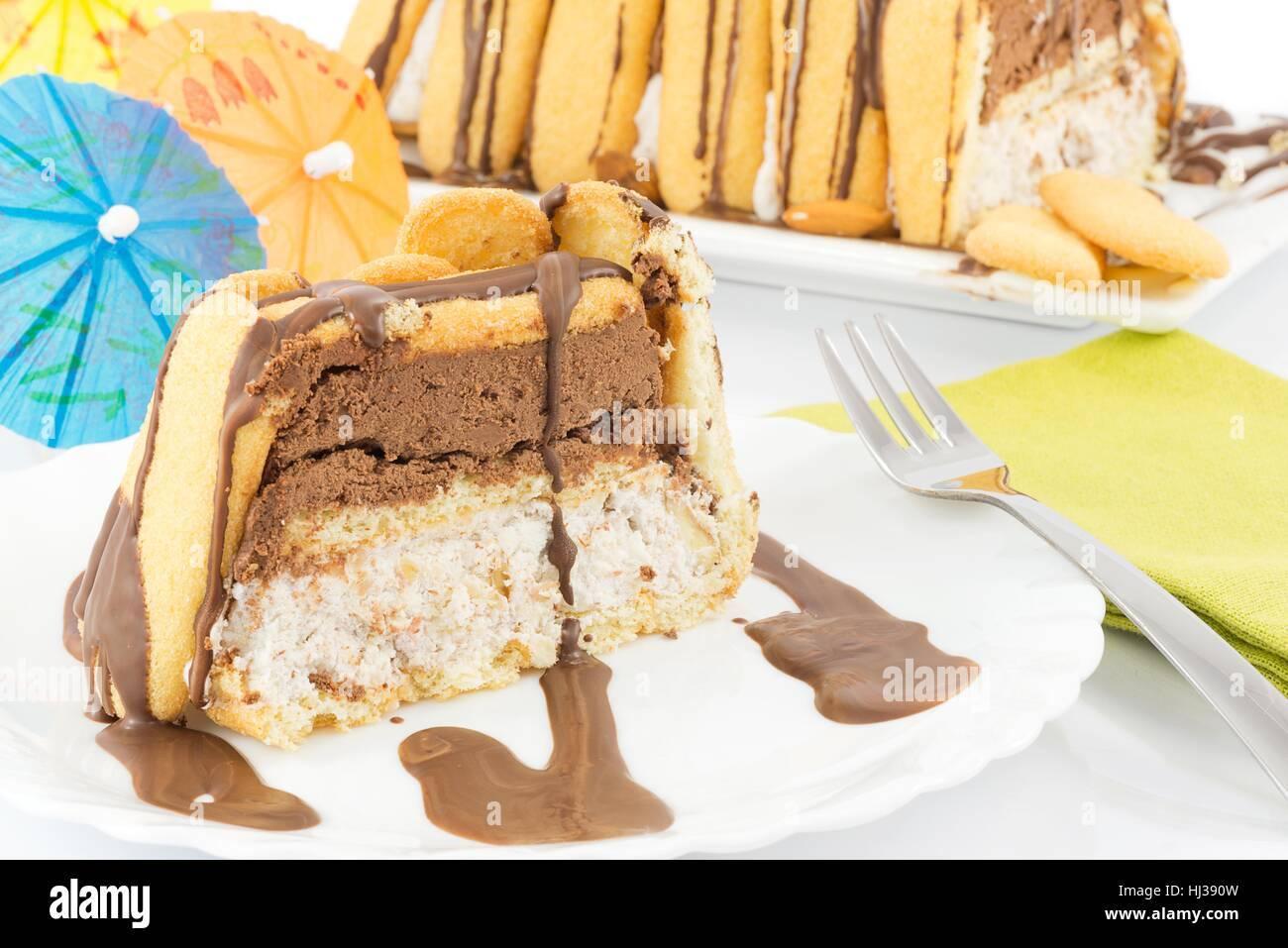 Kuchen Torte Kuchen Eis Eis Eis Dessert Schokolade