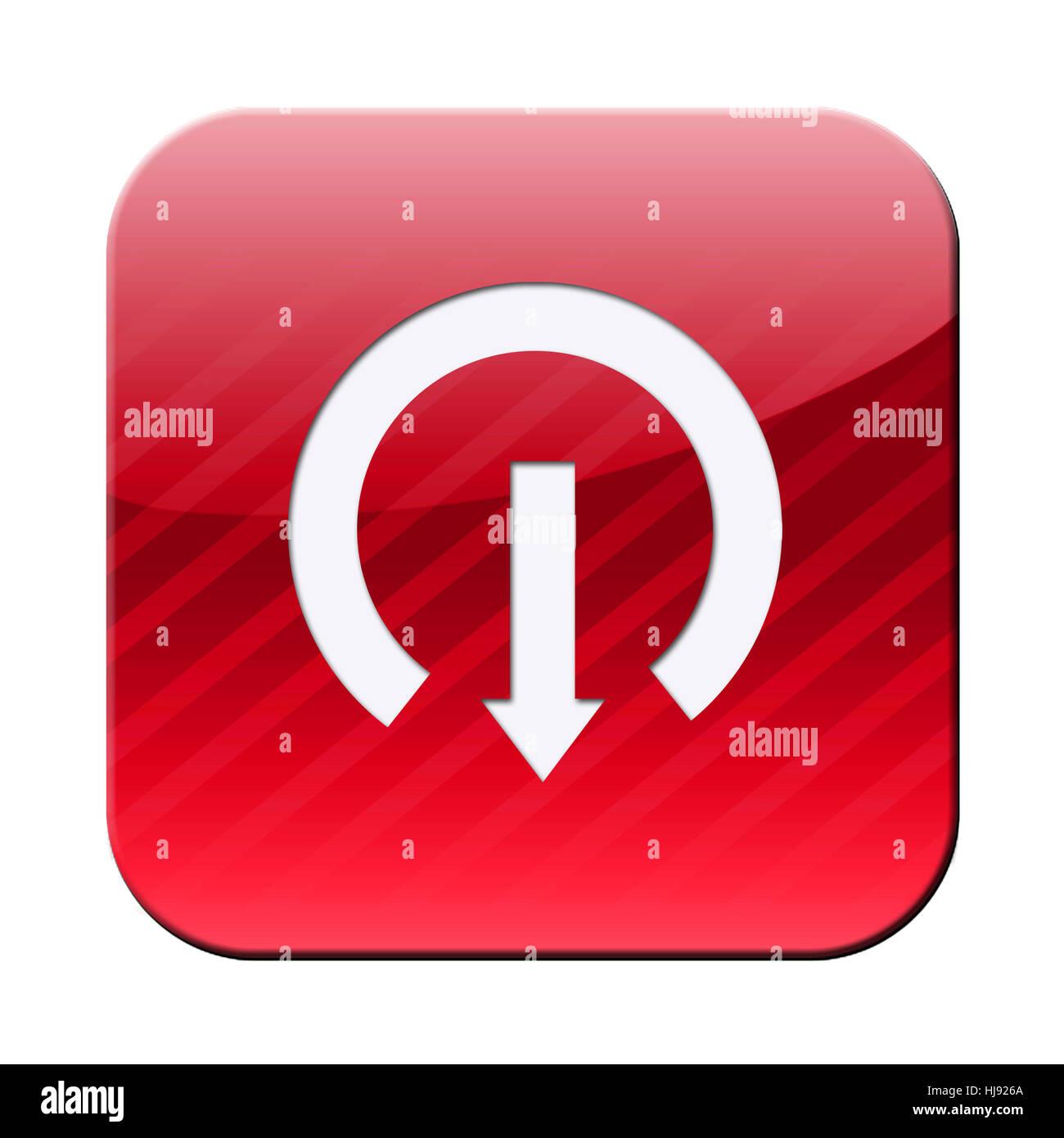 Login Logout button Stockfotografie   Alamy