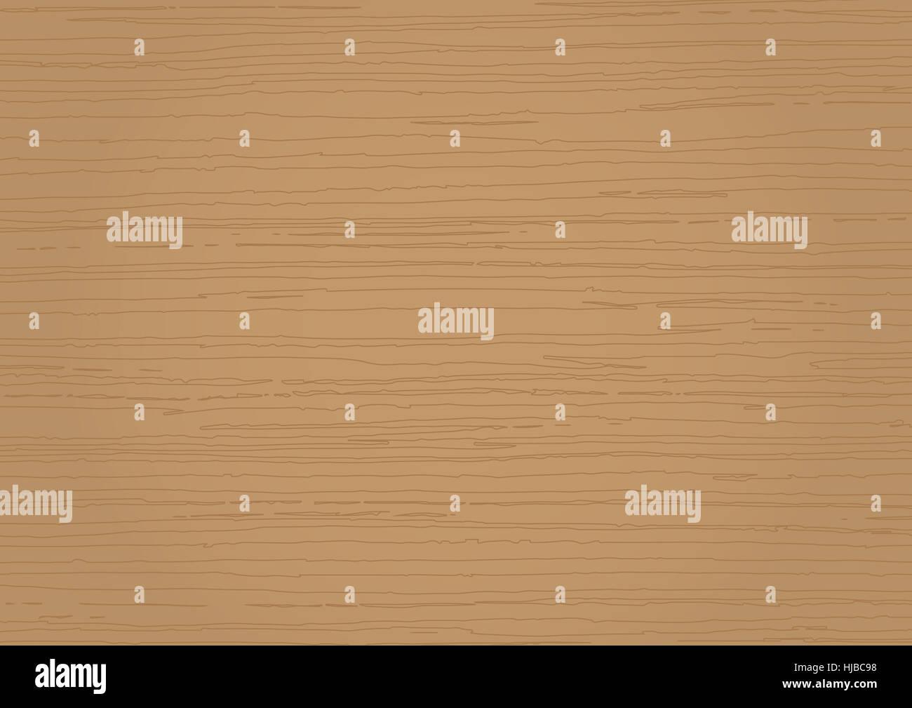 Helles Holz Hintergrund Vektor Illustration Stockfoto Bild