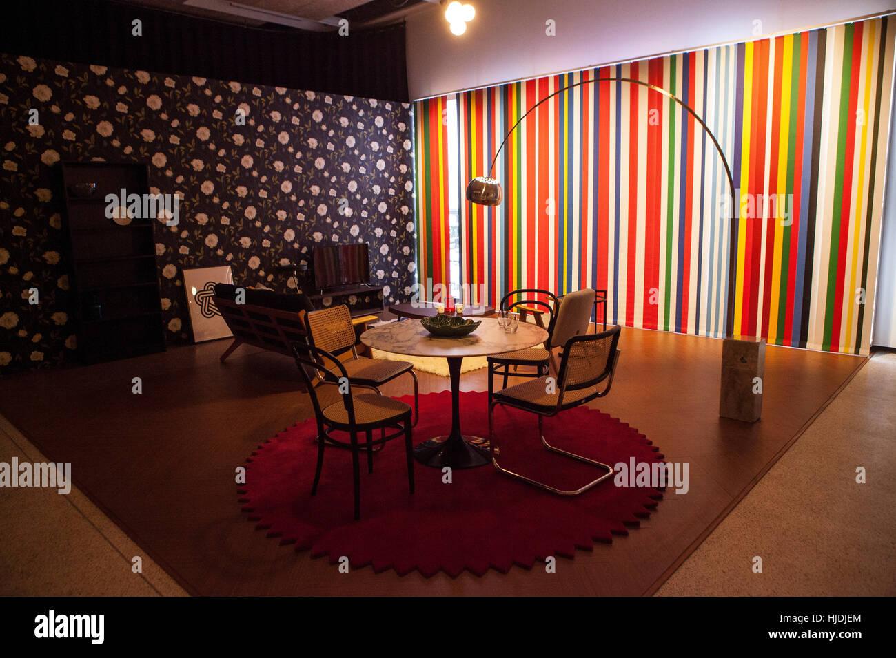 Das neue Design-Museum. Die Pan European Wohnzimmer von OMA/AMO ...