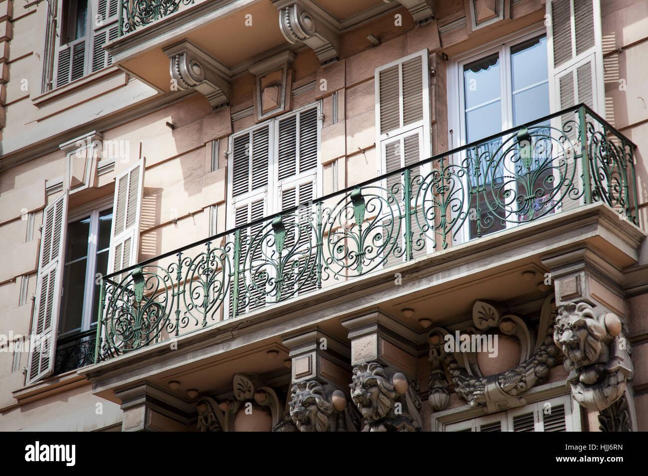fenster, bullauge, dachfenster, fenster, balkon, fensterläden