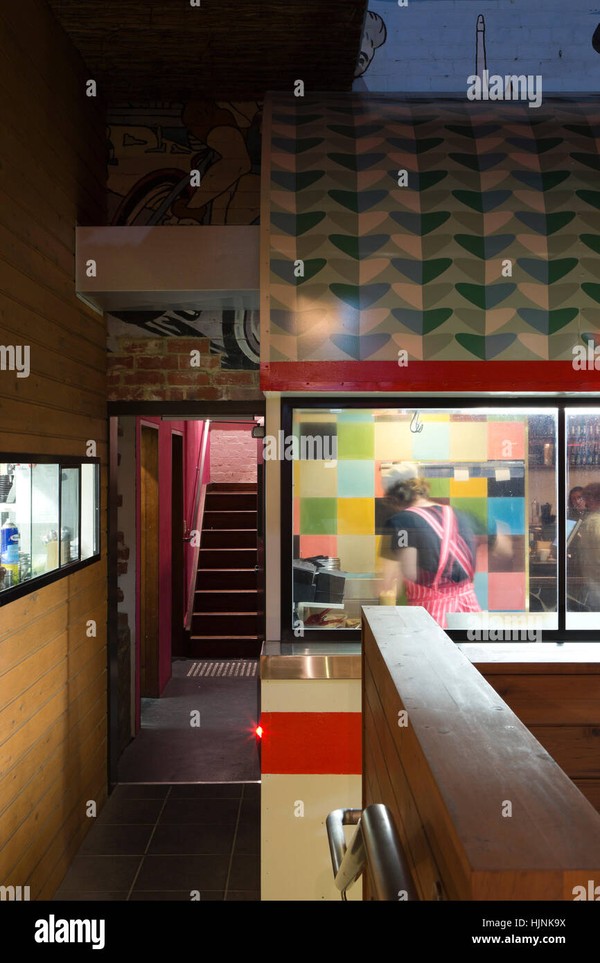 Exterior Mexican Street Food Restaurant Stockfotos & Exterior ...