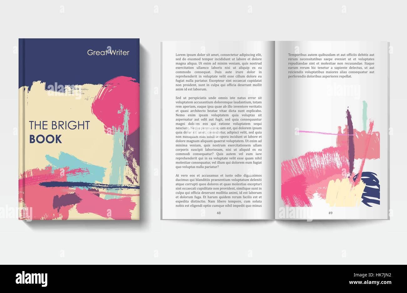 Großzügig Buch Design Vorlagen Fotos - Entry Level Resume Vorlagen ...