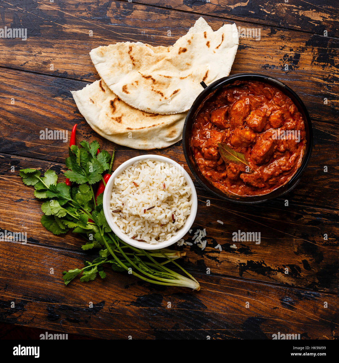 chicken tikka masala scharfes curry fleisch essen in. Black Bedroom Furniture Sets. Home Design Ideas
