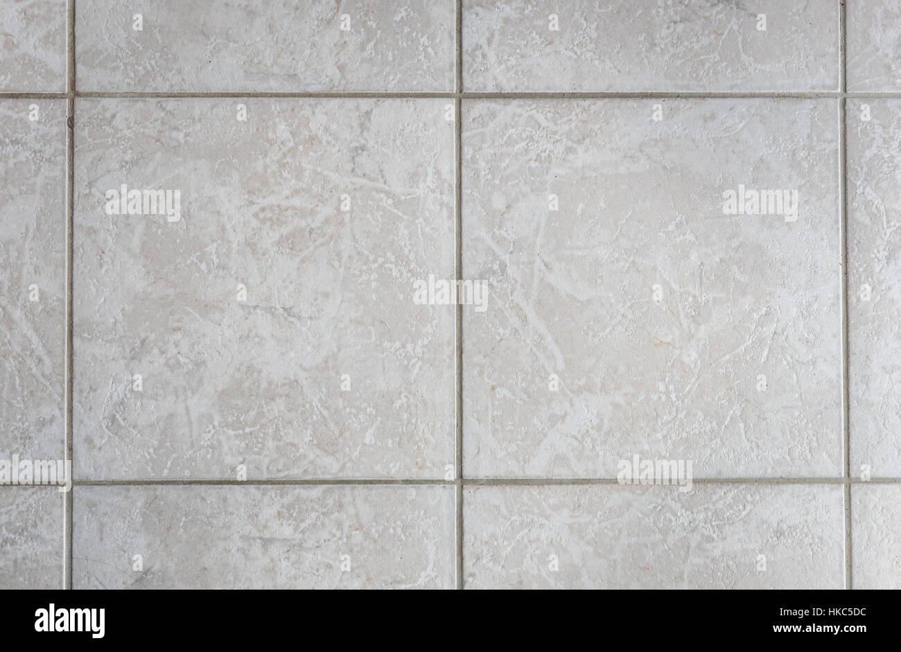 Innenausbau Bad Fliesen Fliesen. Bild Der Inneren Bodenbelag Mit Grau Beige  Pflaster Platten.