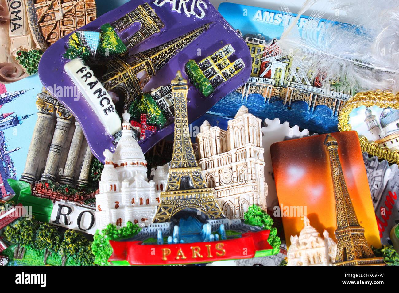 Kühlschrank Magnete : Paris rom tourismus abbildung schönen paris kühlschrank magnet