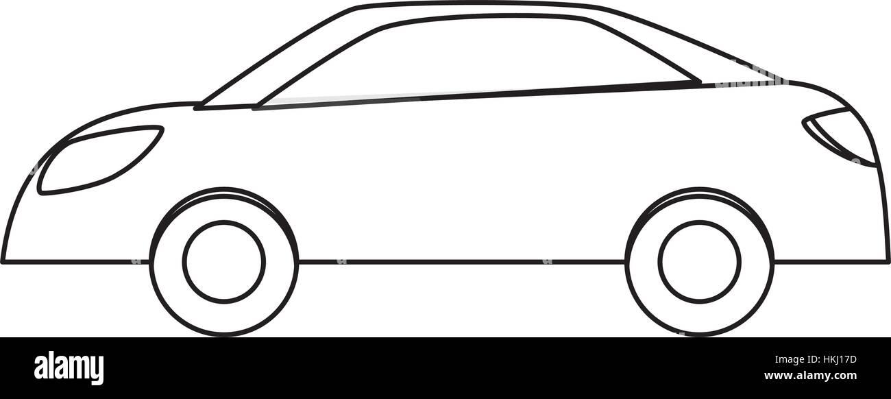 Berühmt Auto Skizziert Vorlagen Galerie - Ideen fortsetzen ...