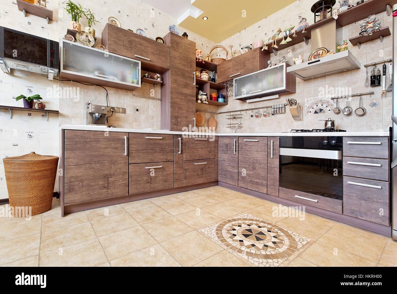 Fantastisch Landküche Holzmöbel Ideen - Ideen Für Die Küche ...