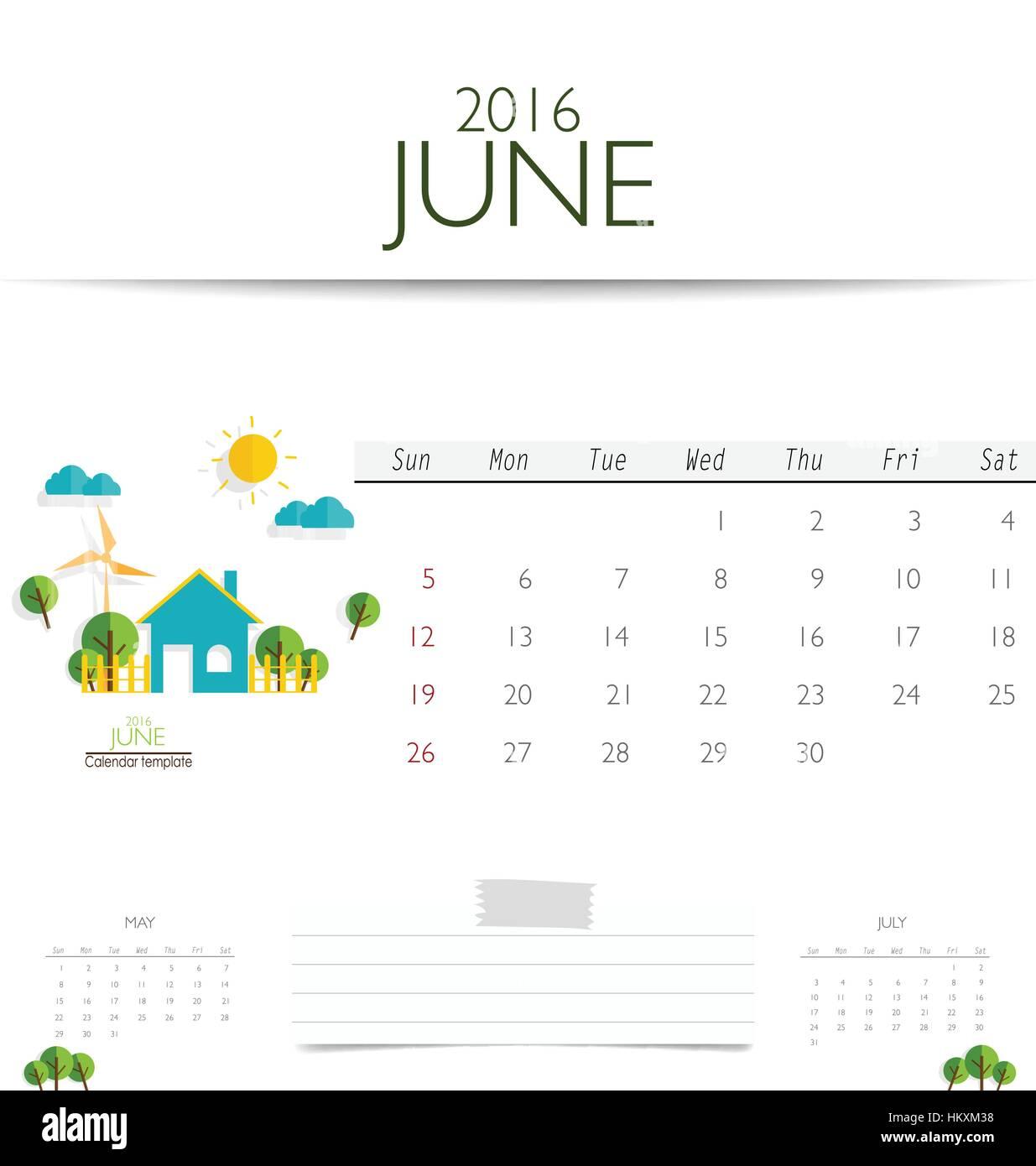 Ausgezeichnet Große Monatliche Kalendervorlage Zeitgenössisch ...