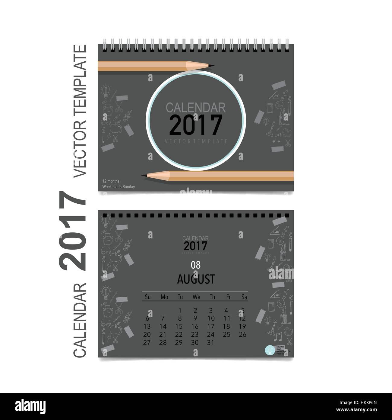 Atemberaubend Monatliche Ereignis Kalendervorlage Ideen - Beispiel ...