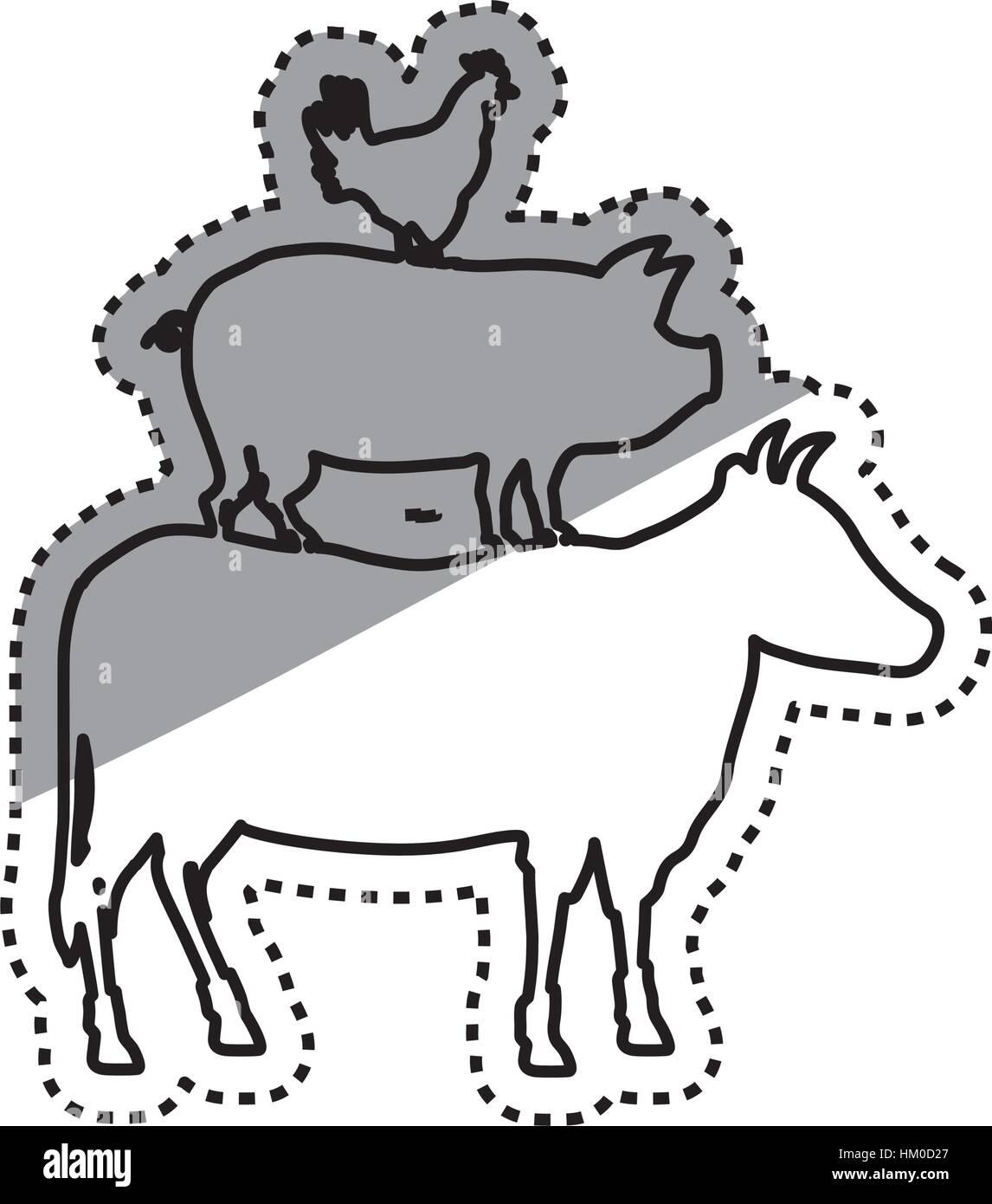 Atemberaubend Hähnchen Draht Symbol Ideen - Die Besten Elektrischen ...