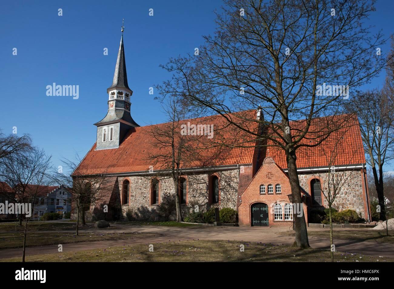 Stephanskirche Schenefeld