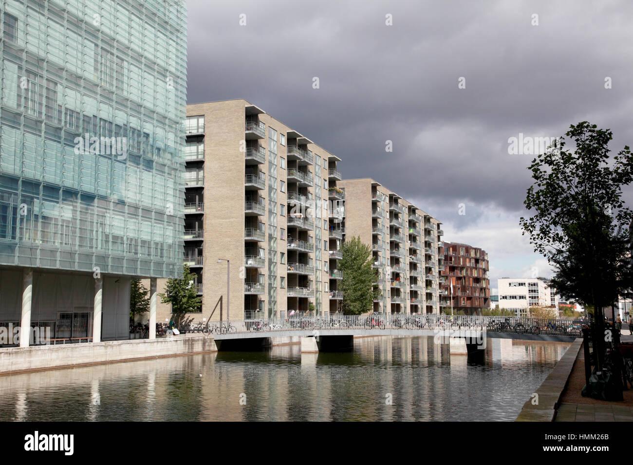 University Of Copenhagen Stockfotos University Of