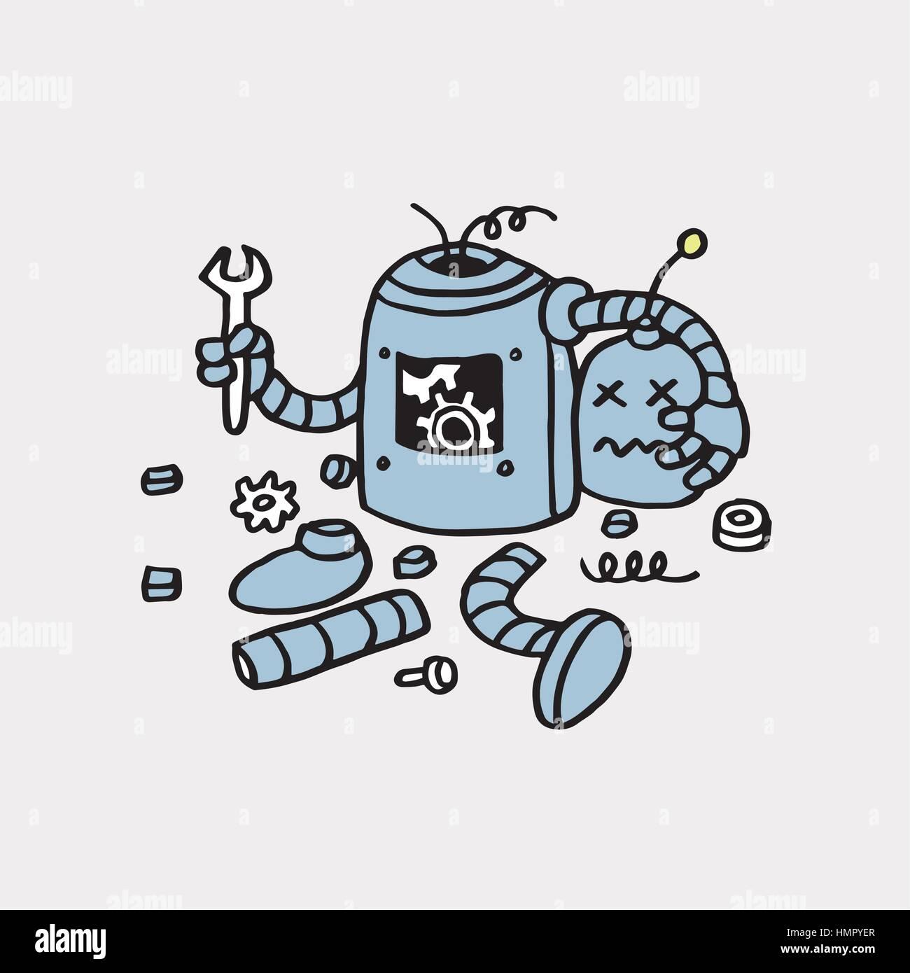 Großartig Papier Roboter Vorlage Ideen - Beispielzusammenfassung ...