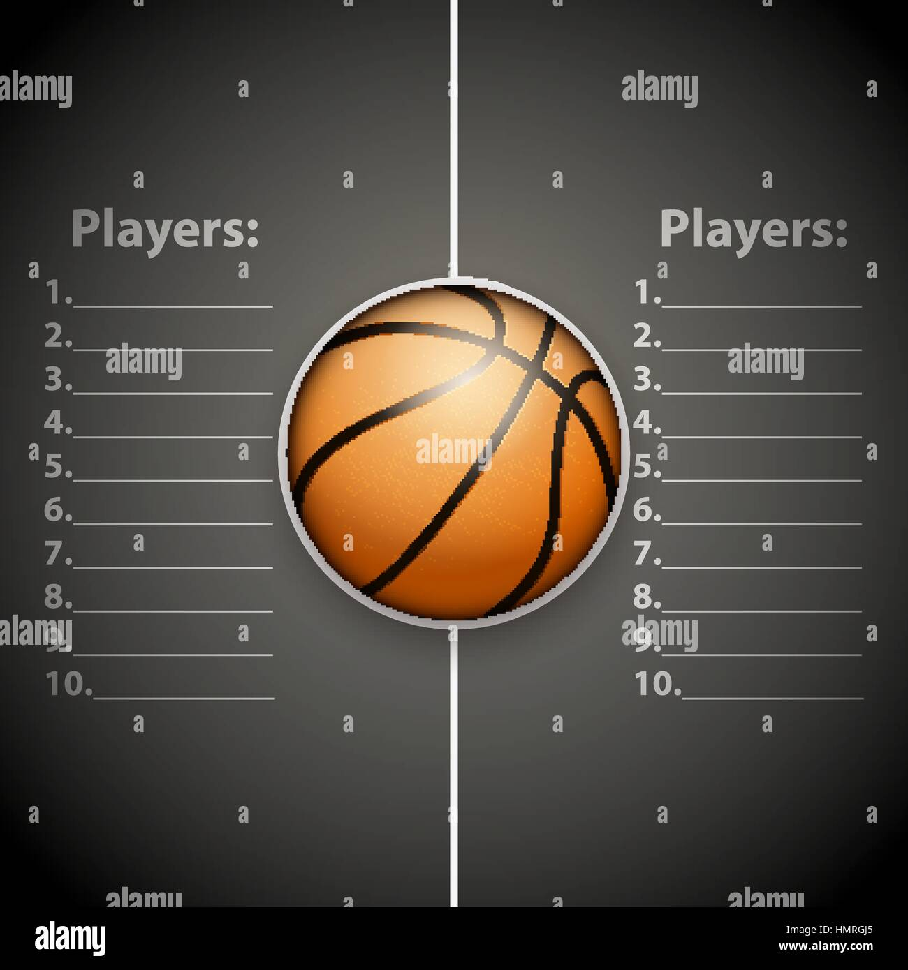 Basketball Game Plan Stockfotos & Basketball Game Plan Bilder ...