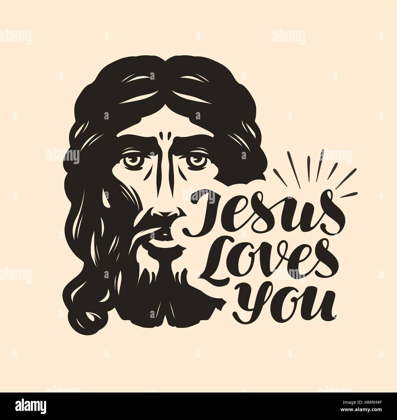 Groß Jesus Liebt Dich Färbung Seite Bilder - Malvorlagen Ideen ...