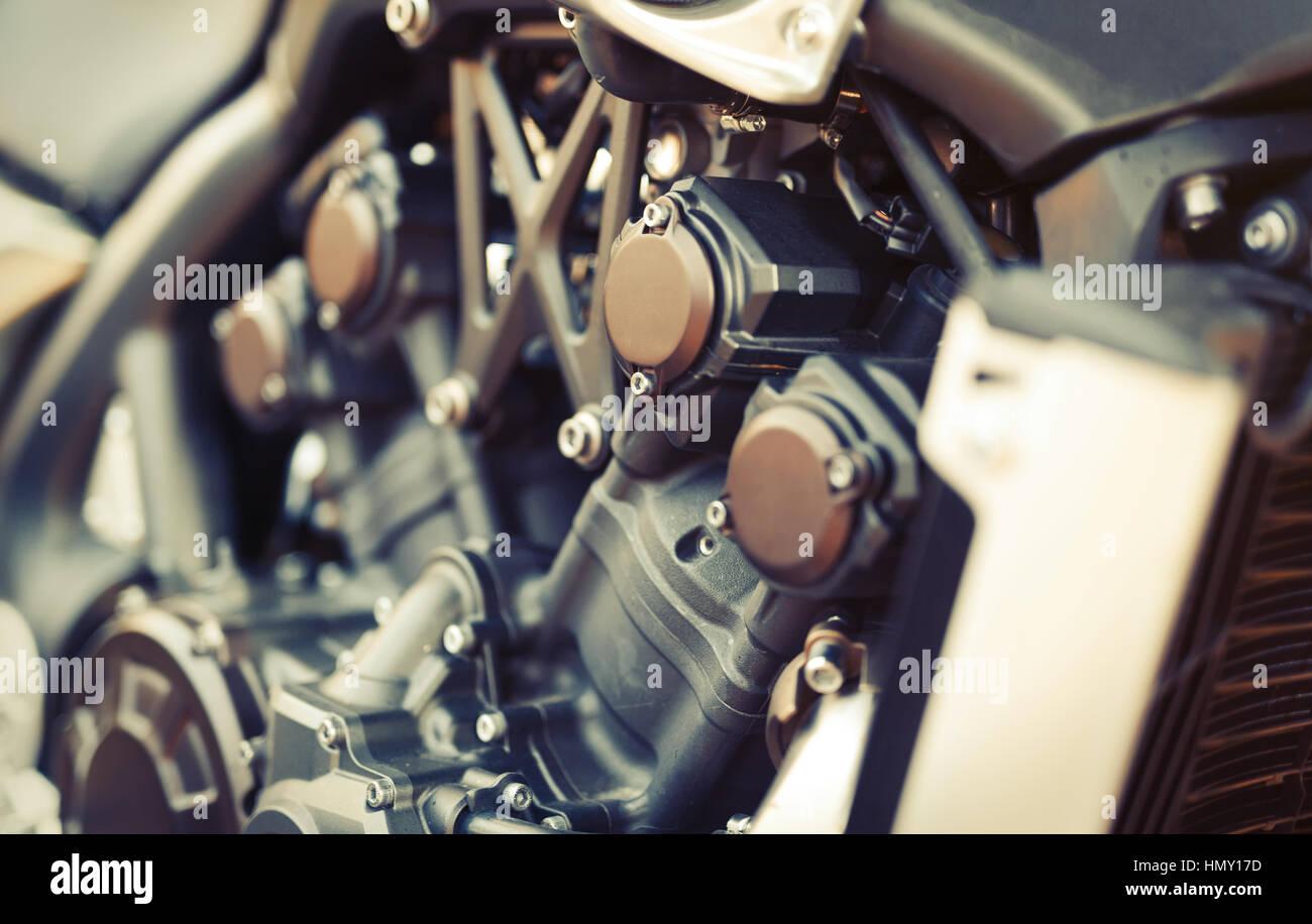 Motorcycle Parts Stockfotos & Motorcycle Parts Bilder - Alamy