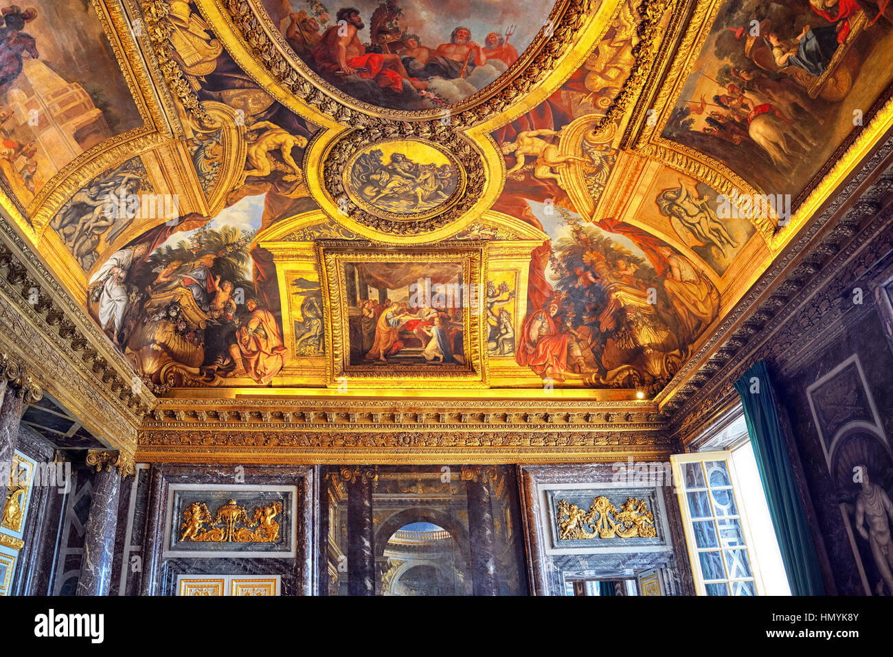 Room war palace versailles versailles stockfotos room for Salon versailles 2016