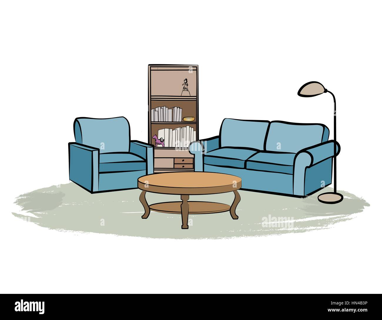 drawing room vectors stockfotos drawing room vectors bilder alamy. Black Bedroom Furniture Sets. Home Design Ideas