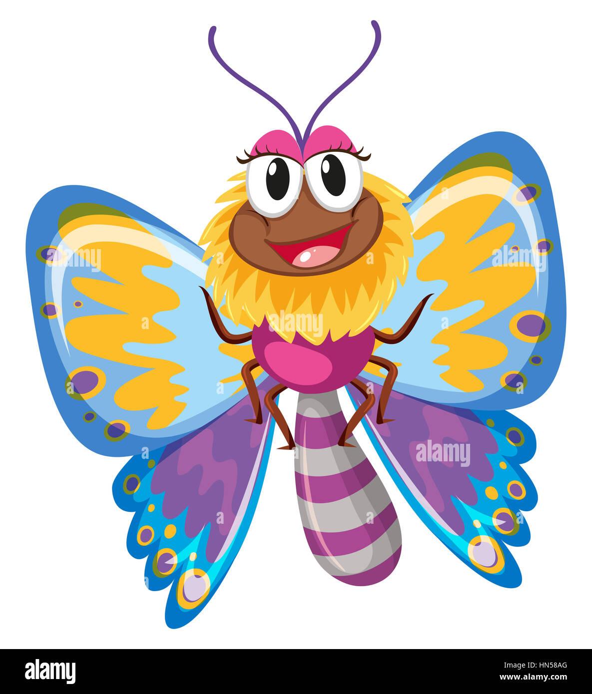Fantastisch Süße Schmetterling Färbung Seite Ideen - Druckbare ...