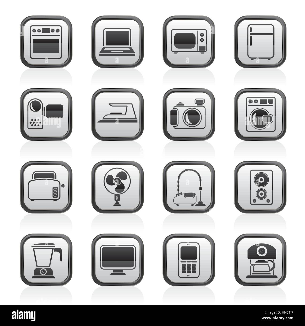 Household Electronics Stockfotos & Household Electronics Bilder - Alamy