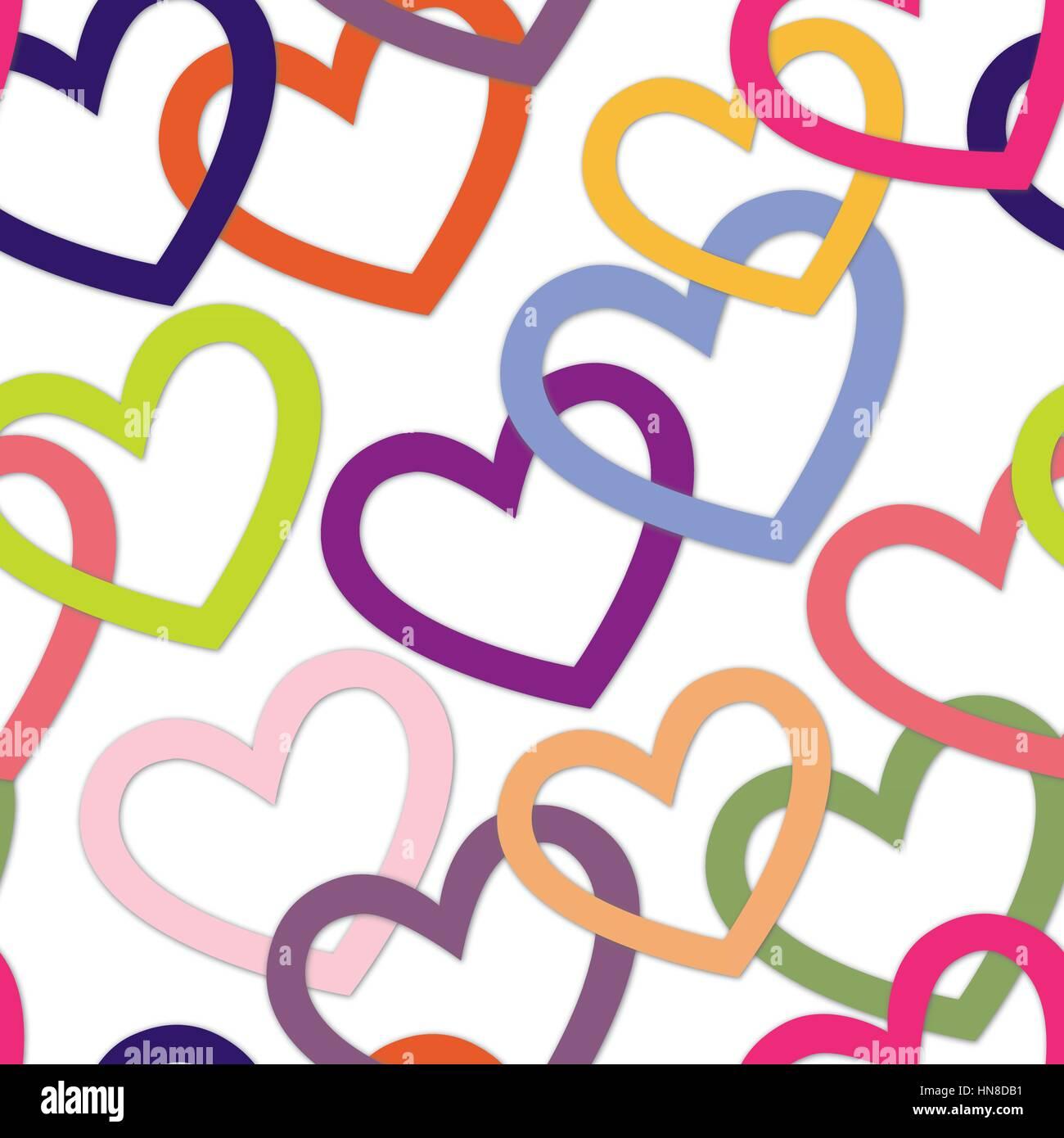 So In Der Liebe Mit Ihnen'- Glucklicher Valentinstag-romantische ...