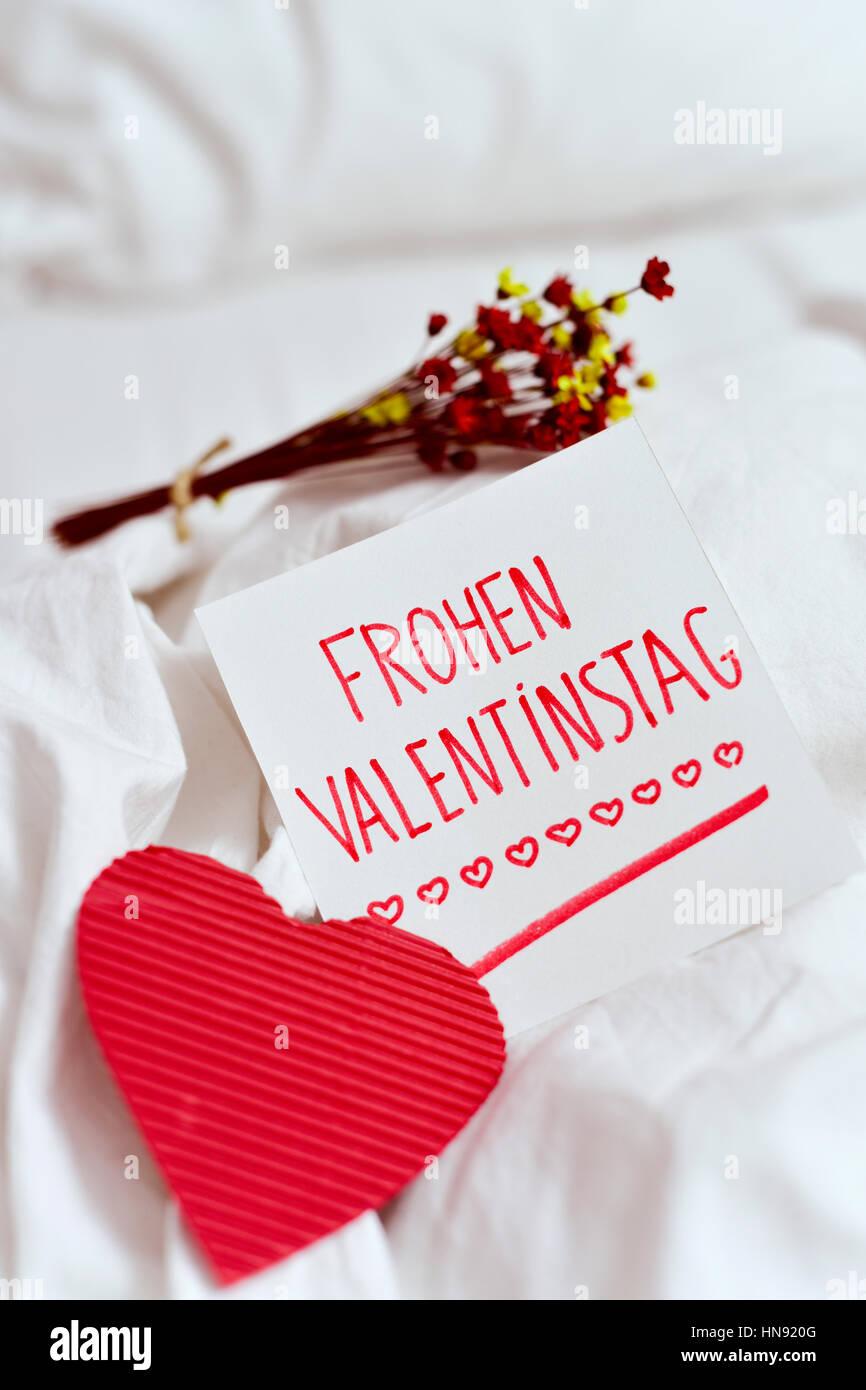 Valentinstag Stockfotos & Valentinstag Bilder - Alamy