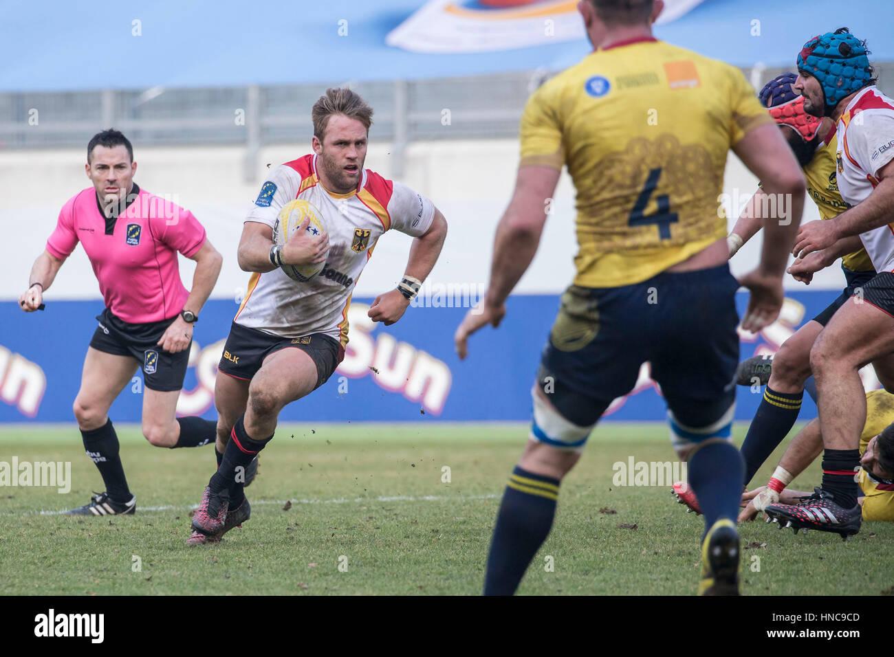 deutschland rumänien rugby